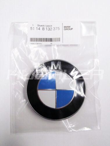 Original BMW Emblem model BMW 3er,5er,7er,X3,X5,X6 82mm 51148132375