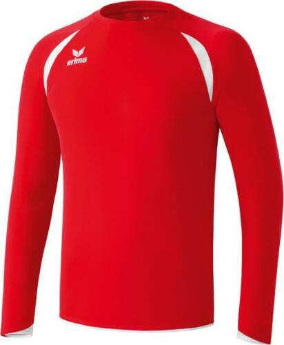 Erima TANARO Maglia Manica Lunga Maglietta Sport Calcio T-Shirt Maglietta funzionale Maglietta
