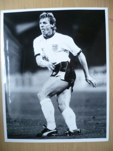 100% Original Press Photo STUART PEARCE at England Manchester City FC Player