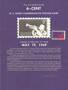 1372-6c-W-C-Handy-Stamp-Poster-Unofficial-Souvenir-Page-Folded-MC