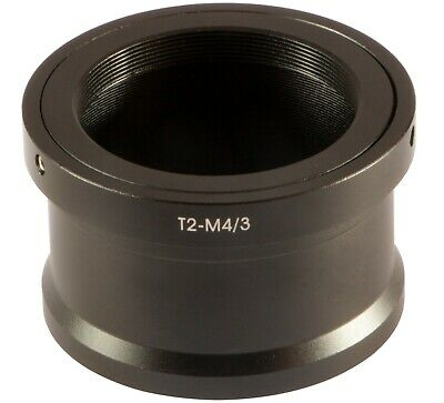 T2 Mount Adapter ring T2-OM 4//3 for Olympus E-420 E-410 E-400 E-350 E-330 E-300