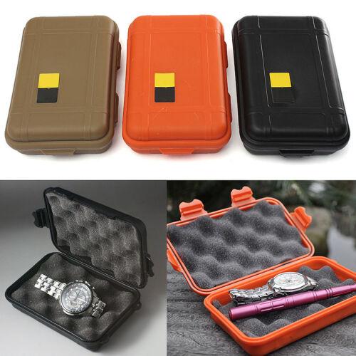 Outdoor Plastic Waterproof Airtight Survival Case Container Storage Box UV