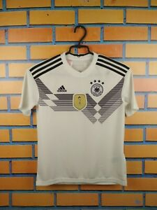Germany Jersey 2018 2019 Home Youth 11-12 Shirt BQ8460 Football Adidas Trikot