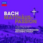 "Bach: Matth""us-Passion (CD, Mar-2010, 2 Discs, Decca)"