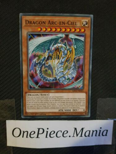 Yu-Gi-Oh Dragon Arc-En-Ciel LED2-FR043 1st