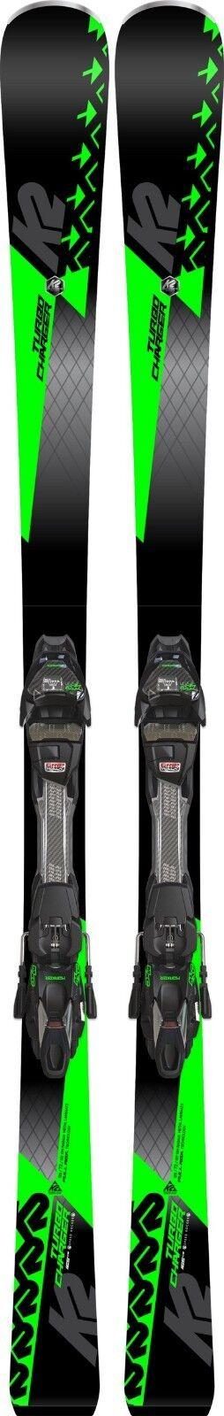K2 Turbo Charger Mxc 12 Tcx Light Quik Unisex Ski - NEU - 10C0002-267