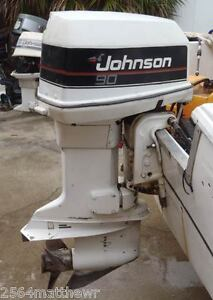 90 Hp Johnson Outboard Diagram - Wiring Diagram Sys