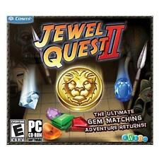 Jewel Quest II Jewel Case (PC, 2010)