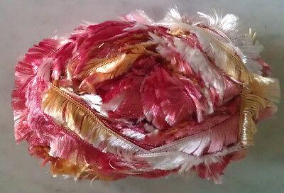 Boa Yarn Feather Yarn Fancy Color & Skein Qty at Choice
