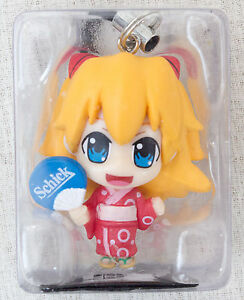 Evangelion-Schick-Promotion-ASUKA-Kimono-Ver-Mobile-Strap-Figure-JAPAN-ANIME