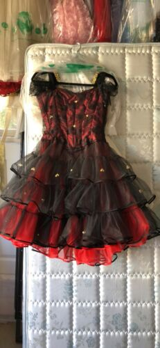 ballet costume adult small