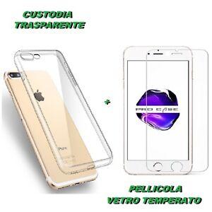 custodia vetro iphone 8 plus