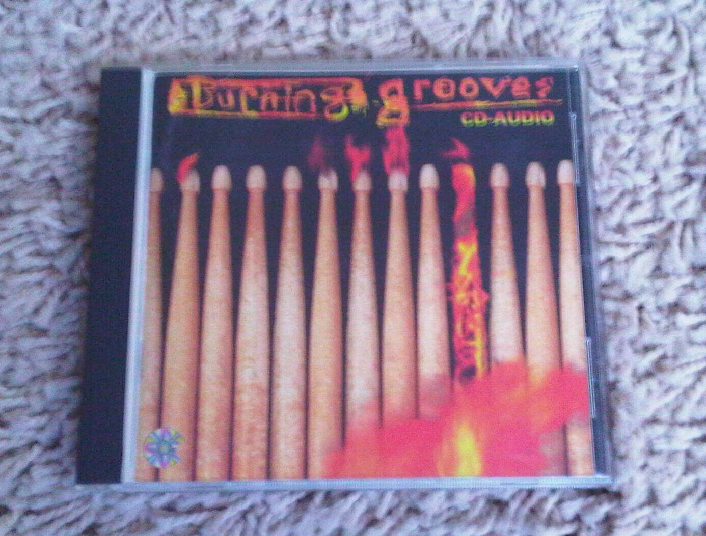 Spectrasonics - BURNING GROOVES - Audio Library - Copyright Clean - 1996