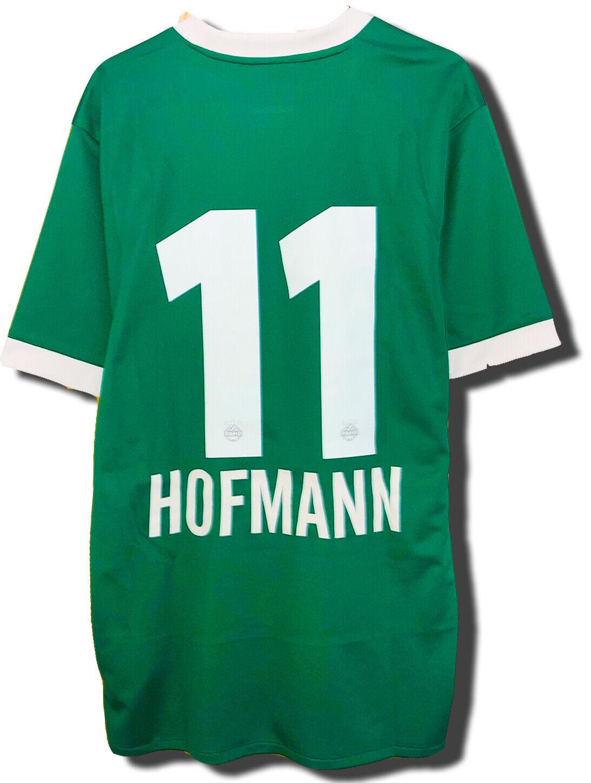 BNWT  17 19 Rapid Wien Camisa  11 Hoffman Talla M