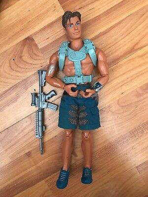 "GI Joe Max Steel Ultra Corps 12/"" Action Figure Accessories Selection"