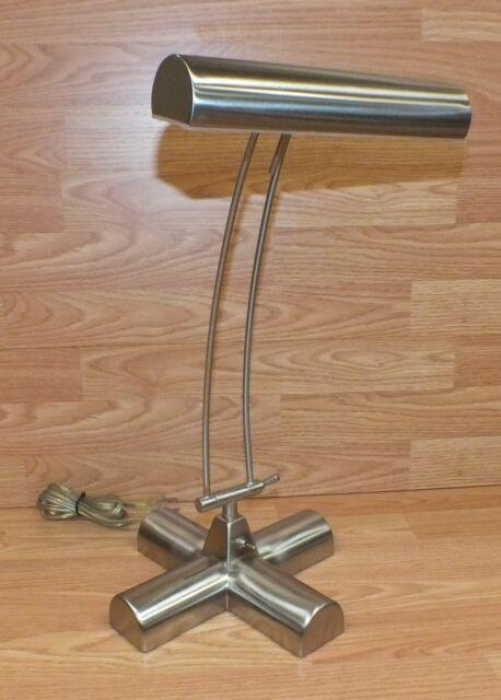 Tensor Halogen Desk Lamp Brushed Steel, Tensor Desk Lamp Parts