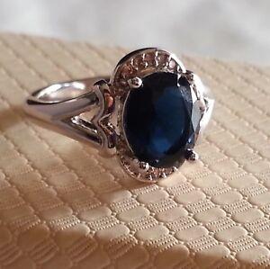 Anillo-azul-zafiro-talla-8-USA-con-oro-blanco-laminado-18-kt-caja-para-regalo