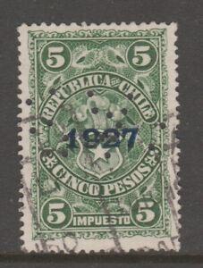 Chile-fiscal-revenue-cinderella-stamp-5-31-82