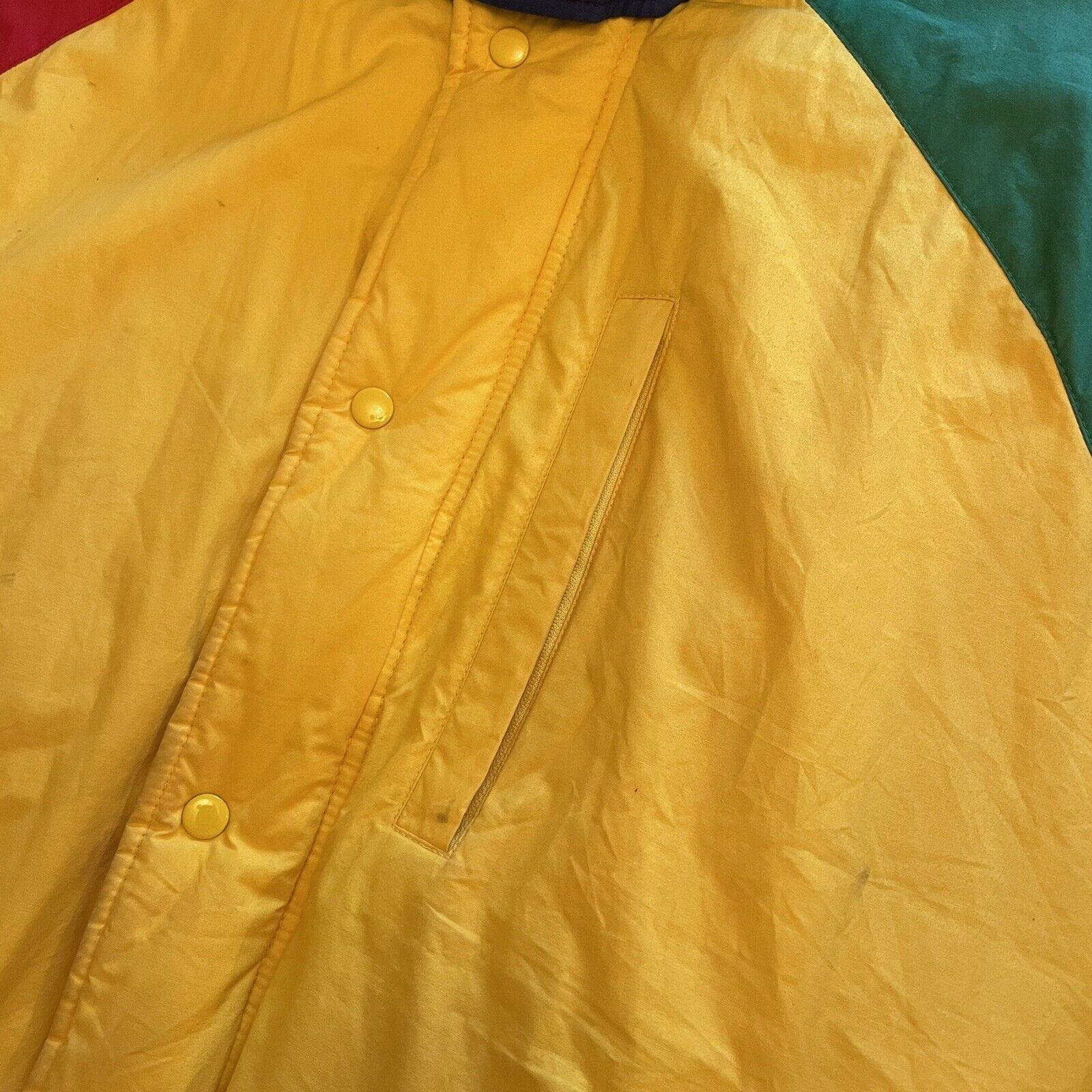 VTG Ralph Lauren Polo Uni Jacket Unicrest Down Pu… - image 6