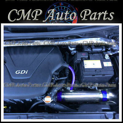COLD AIR INTAKE KIT INDUCTION SYSTEMS FIT FOR HYUNDAI ACCENT 1.6 1.6L 2011+