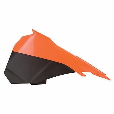 Polisport Air Filter Box Covers KTM Orange for KTM Off-Road Motorcycles