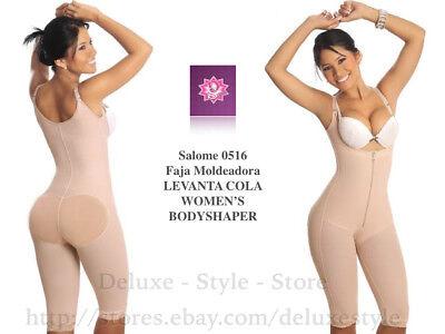 FAJAS SALOME COLOMBIAN ORIGINAL LEVANTA COLA 0515 WOMEN/'S BODY SHAPER REDUCTORA