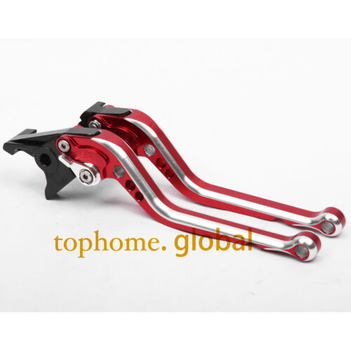 For Ducati 1199 PANIGALE//S//Tricolor 2012-2015 Long Clutch Brake Levers MixColor