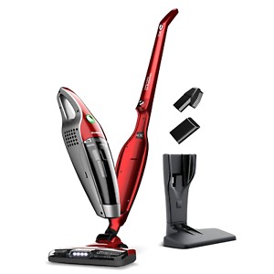 SUAOKI 2-in-1 Cordless Vacuum Cleaner Lightweight Bagless Upright and Handheld