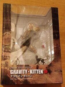 """Gravity Rush Kat Chaton H """"hdge Techinal Statue No.4 Figure Complète Neuf Scellé-afficher Le Titre D'origine Srlqmxu7-07164830-116087779"""