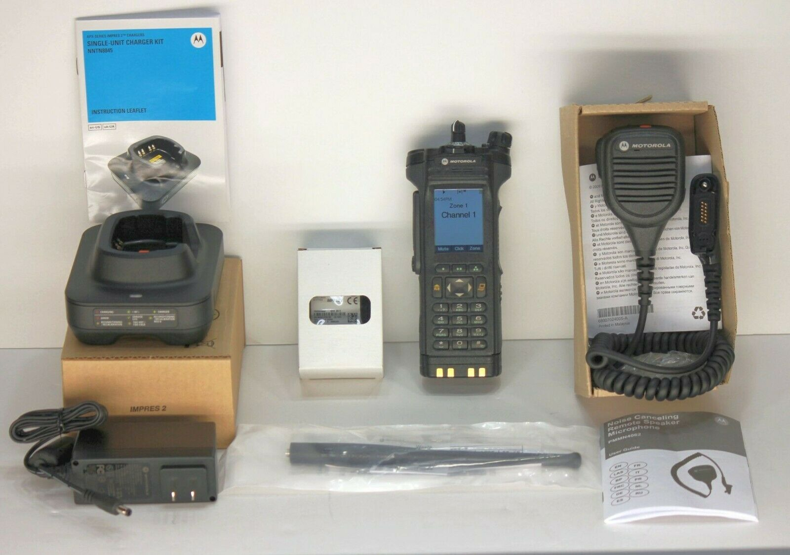 TESTED MOTOROLA APX7000 3.5  700/800 VHF 136-174 MHZ DIGITAL RADIO P25 TDMA FPP. Available Now for 2799.99