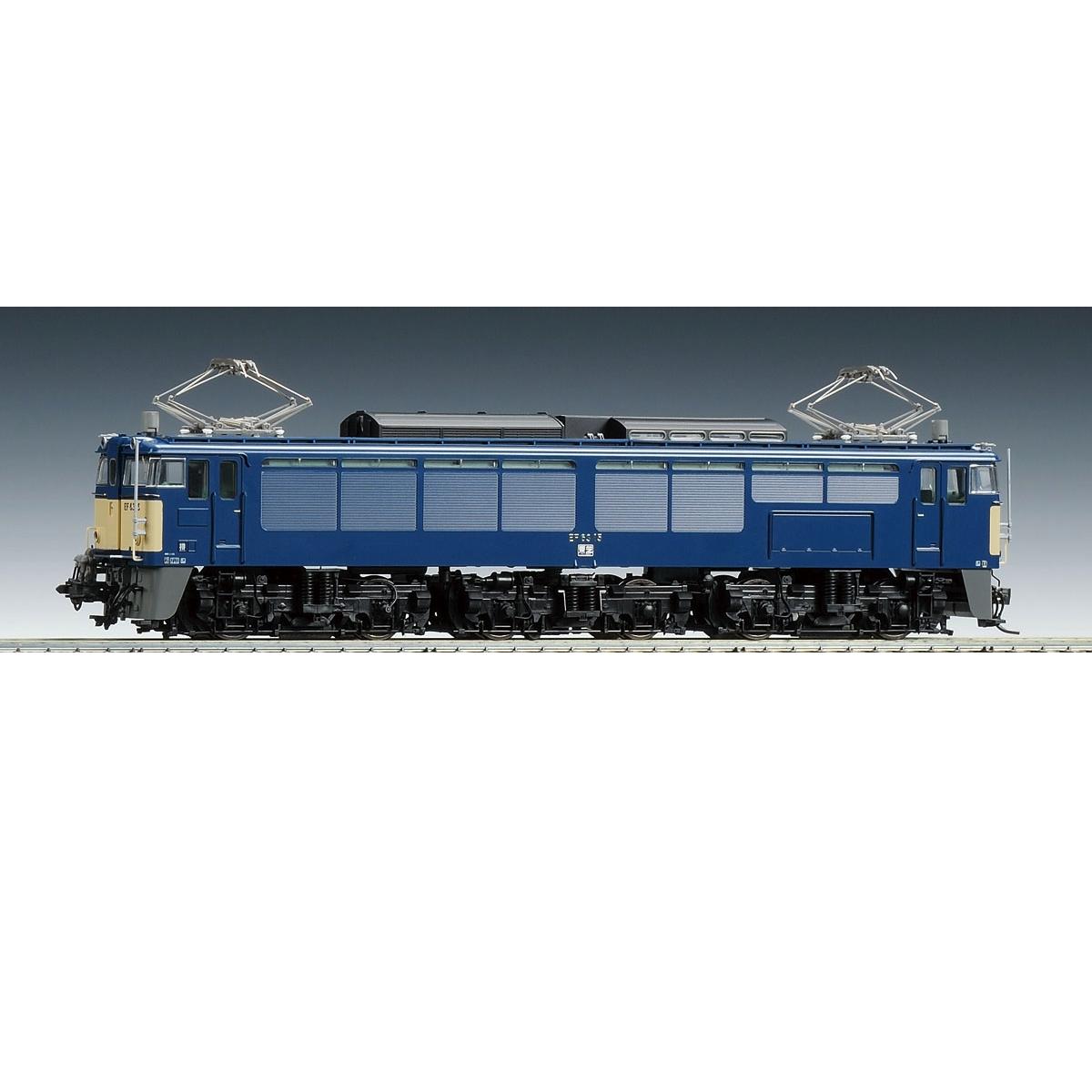 Tomix HO-144 Electric Locomotive JR Type EF63 (second edition) - HO