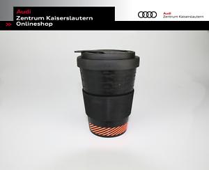 Audi Original Trinkbecher e-tron 3291900200 Kaffee Tasse Becher To-Go Porzellan