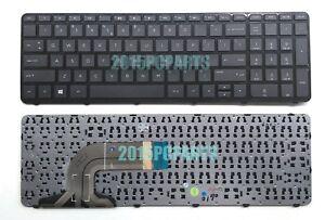 NEW-US-HP-Pavilion-15-E-Keyboard-w-Frame-719853-001-749658-001-758027-B31