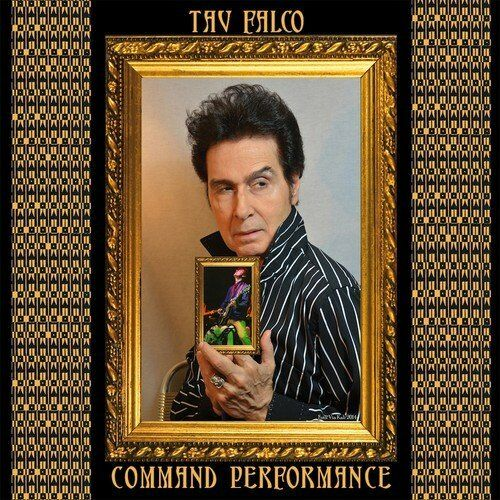 Tav Falco and The Panther Burns - Command Performance [CD]