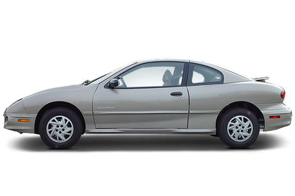 Pontiac Sunfire side view