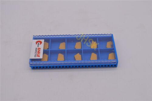 SP300 GTN-3 Grooving Cut-Off Carbide Inserts 3mm Width CNC 10* ZQMX3N11-1E
