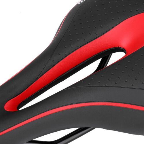 Comfort Gel Bicycle Seat Soft Road Mountain Bike Saddle Cycling Cushion Pad US