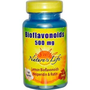 Nature-039-s-Life-Bioflavonoidi-500-mg-100-compresse