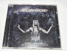 CD ELUVEITIE - SLANIA - EVOCATION I - (The Arcane Metal Hammer Edition)
