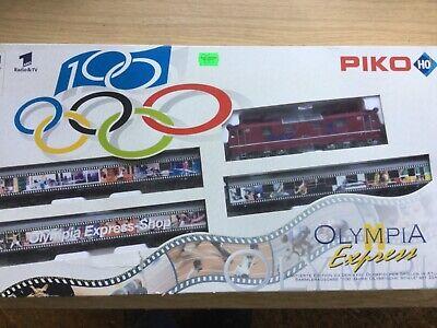 Delizioso Olympia Express ~ Wechel Elettricità Piko Mzert Ho χχν Ol. Giochi Atlanta Usa 100 J.o.-mostra Il Titolo Originale Sconto Online