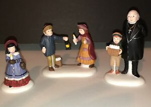 Dept-56-Dickens-Village-A-PEACEFUL-GLOW-ON-CHRISTMAS-EVE-58300-RETIRED-CHRISTMAS