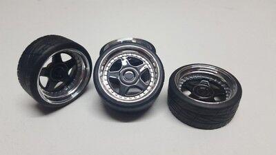 SD Felgen 16 Zoll BBS RM rot 32mm