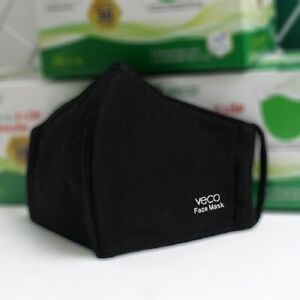 VECO-Antimicrobial-Breathable-Washable-Cotton-Fabric-Face-Masks-Adult-Black