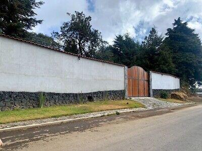 Vendo terreno Huitzilac Morelos