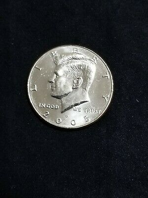 2003 D Kennedy Half Dollar ~ Uncirculated in Original Mint Cello from Mint Set