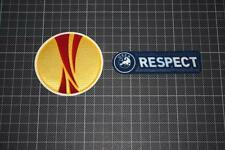 UEFA EUROPA LEAGUE and RESPECT BADGES / PATCHES 2011-2012