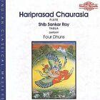Four Dhuns by Hariprasad Chaurasia (CD, Nov-1997, Nimbus)