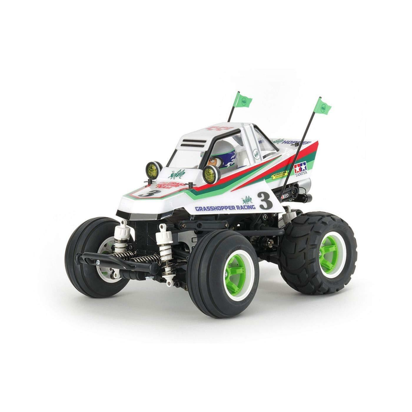 Comical Grasshopper (WR-02CC) - Tamiya R C Kits - 117324