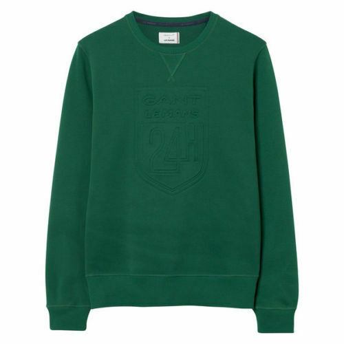 Nueva sudadera con capucha sudor  Gant Hombre Suéter Jumper tamaño 2XL Ivy verde C-cuello 373  online al mejor precio