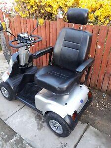 TGA BREEZE C3 Lifestyler Mobility Scooter. ALL TERRAIN Heavy Duty